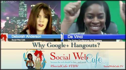 Social Web Cafe TV