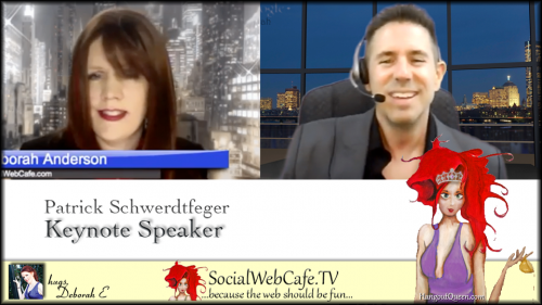 Social Web Cafe Podcast