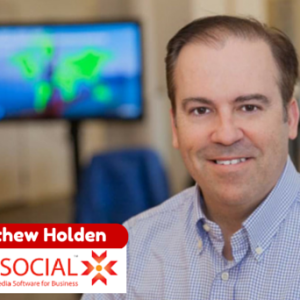 Matthew Holden, MavSocial